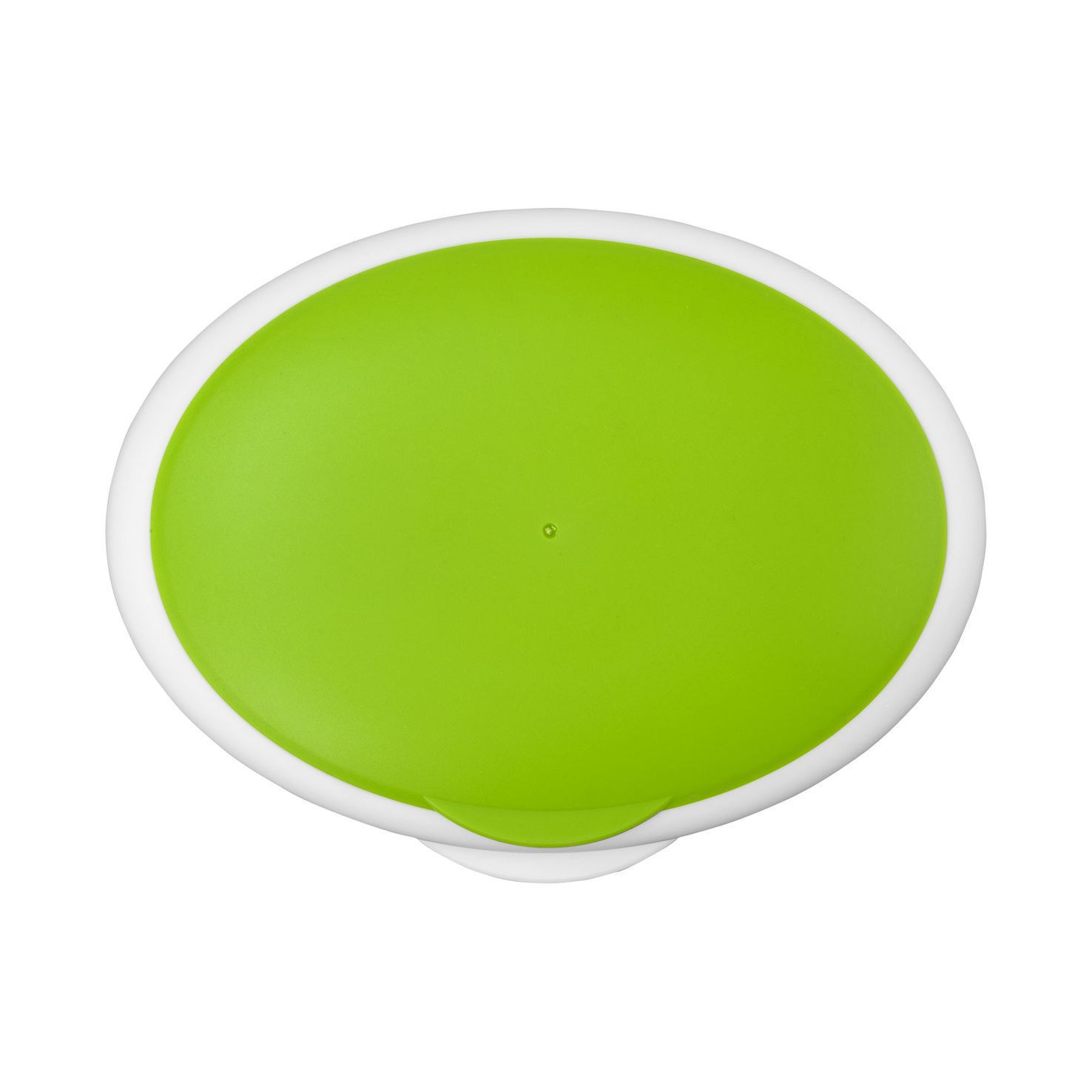 Lime / transparant Maaltijd lunchbox | 400 ml
