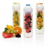 Waterfles met infuser | 500 ml