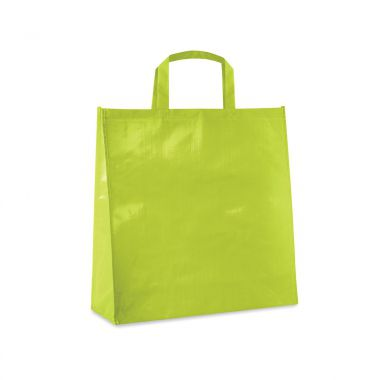 Lime Shopper | PP geweven | Gelamineerd | 120 grams
